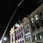 Flinders Street works